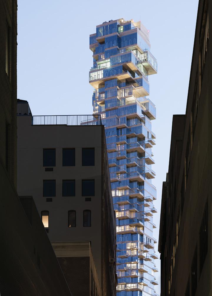 H & de M's Luxury in NY