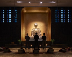 Vajrasana Retreat_Shrine Room_Ritual_Speirs+Major.jpg